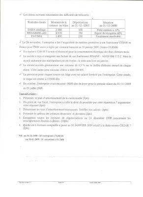Examen de passage TSGE Variante 3 juin 2009 Pratique TSGE_17