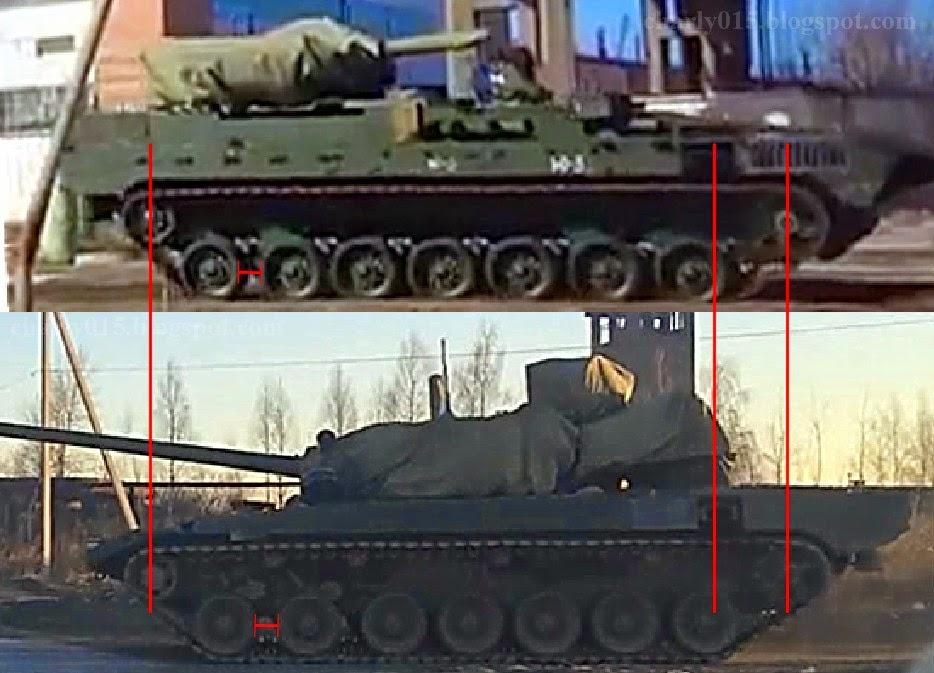 Armata: ¿el robotanque ruso? - Página 2 Armata%2Bt-14%2Bvs%2Bt-15%2B2