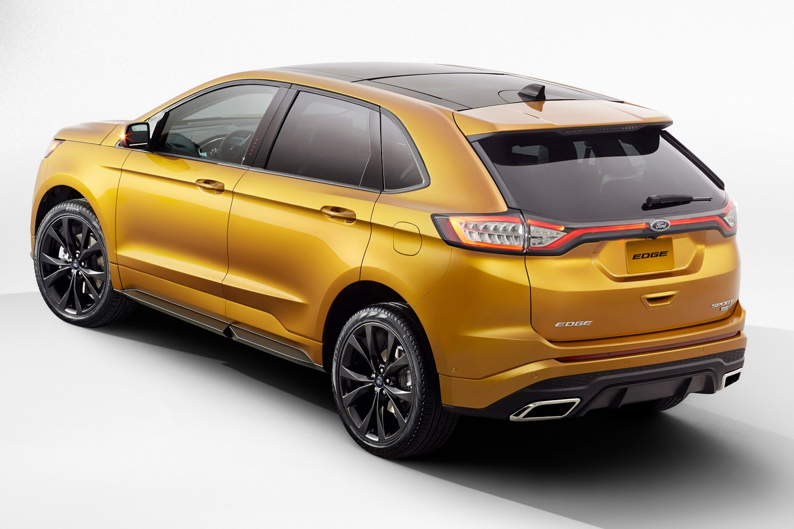 2015 - [Ford] Edge II - Page 2 2015-Ford-Edge-4