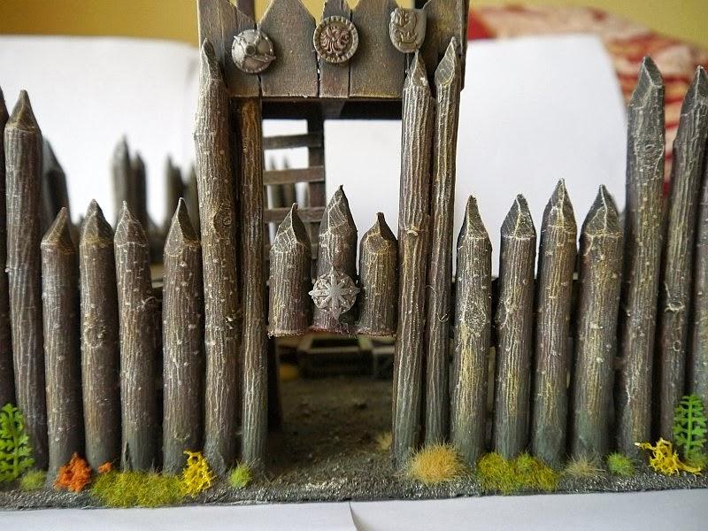 Dwalthrim's smithy - my table and terrain Zrujnowana_straznica_17