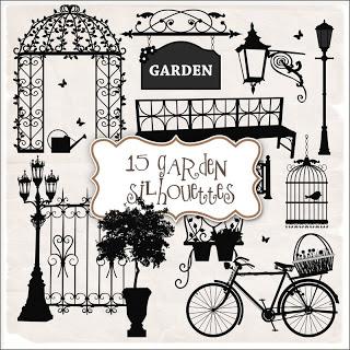 {Kits Digitais} Flores, Jardim, Primavera, Bichinhos de jardim - Página 2 View