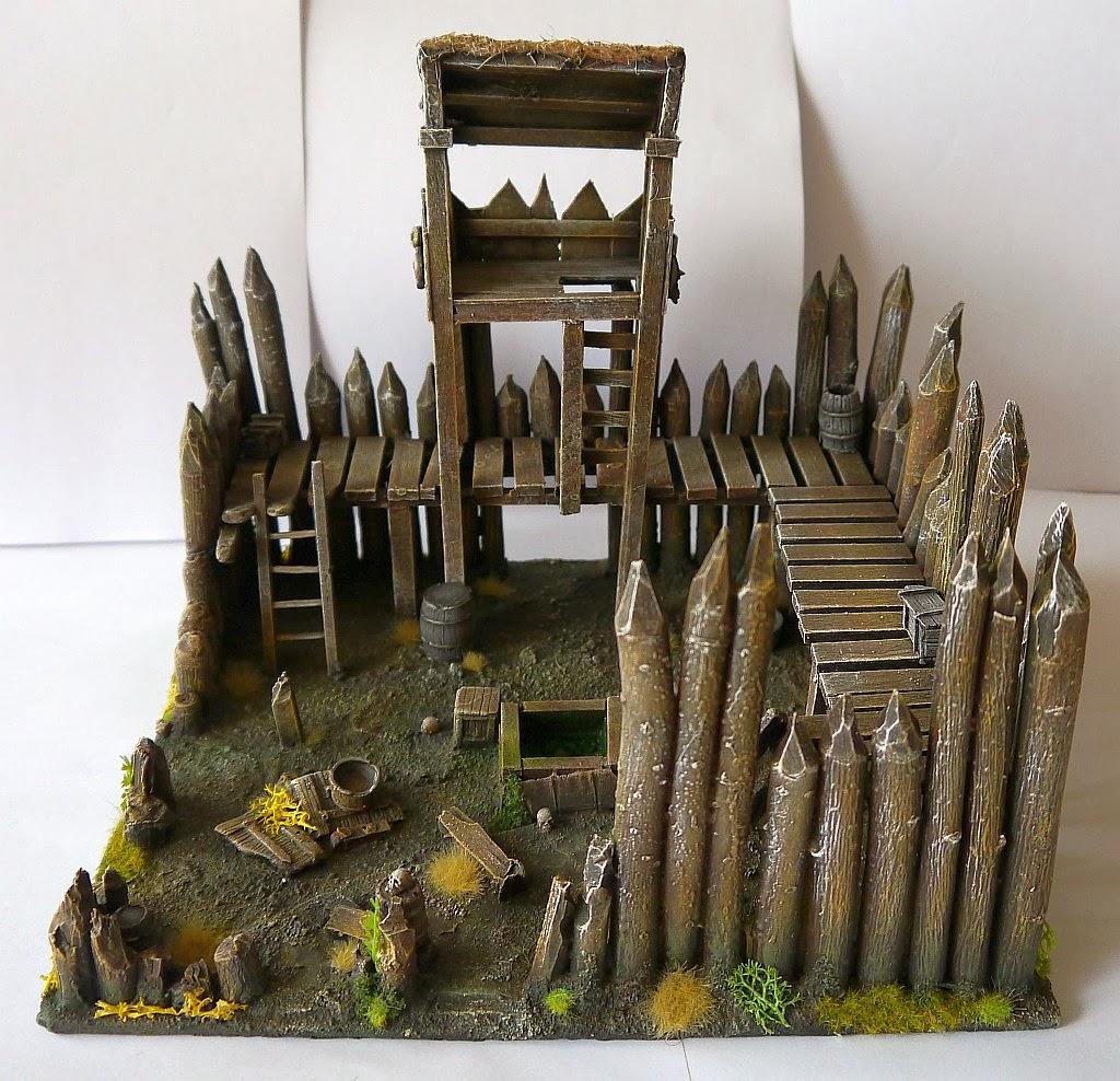 Dwalthrim's smithy - my table and terrain Zrujnowana_straznica_07