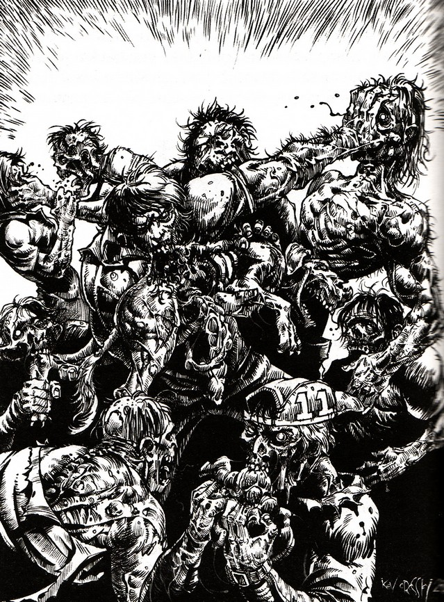 Le Sang des Zombies - Page 8 Cannibal_Zombie_food_fight