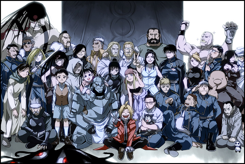 Fullmetal Alchemist: Brotherhood Fullmetal.Alchemist.Brotherhood.full.228615