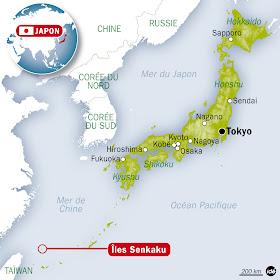 Les relations sino-japonaises sont sur une pente dangereuse SENKAKU-ISLANDS-01