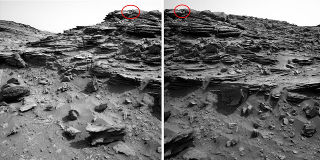 Triangular Anomaly between rocks on top of a mountain – Curiosity Mars Rover Mars%2Bcuriosity%2Bnasa%2Bufo%2Banomaly%2Bstructure%2B%25285%2529