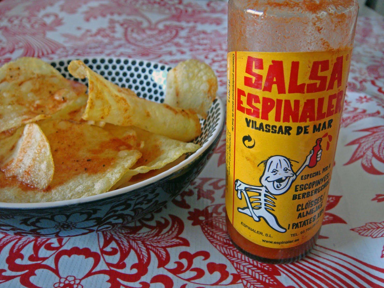 El post de las salsas Salaespinaler