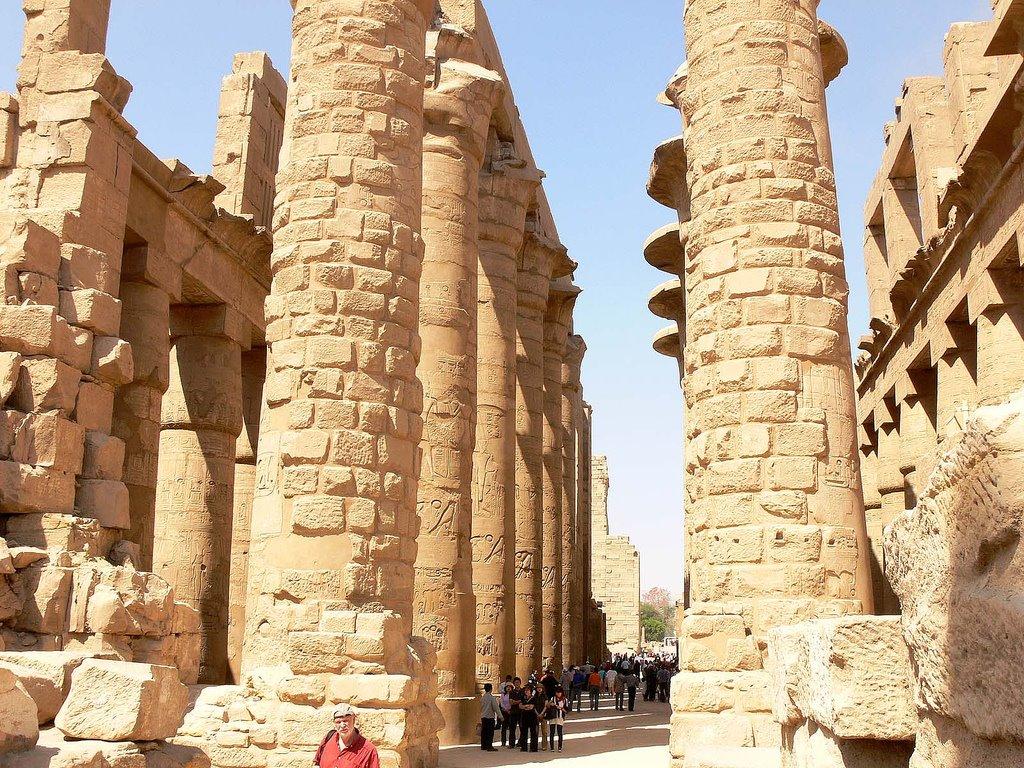 Najlepši hramovi na svetu Hram-u-karnaku