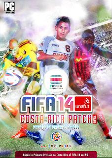 Liga Tica para FIFA 14 by FIFACR COVER142