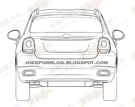 2014 - [Fiat] 500X - Page 5 3B