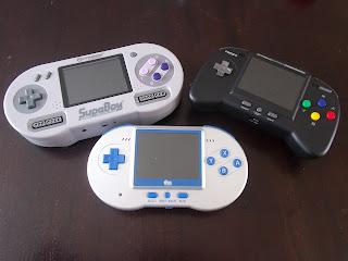 [SNES] Comparatif - Reviews des consoles portables SNES DSCF5446