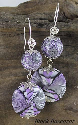 Il viola mi piace assai Orecchini-perla-e-swirl5