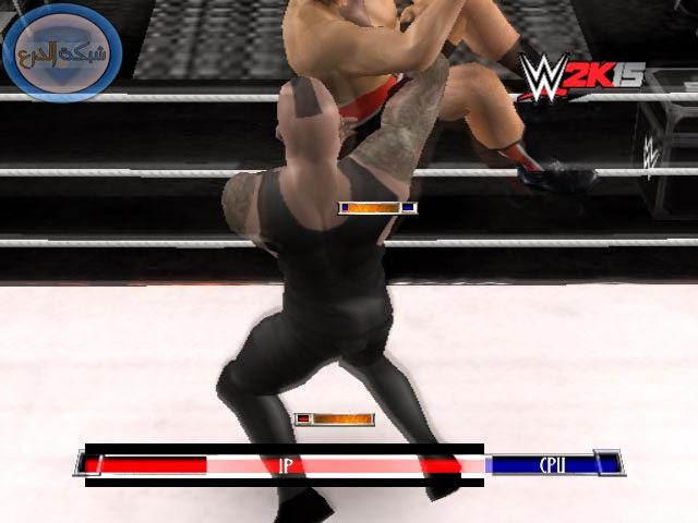 WWE 2K15 pc T1