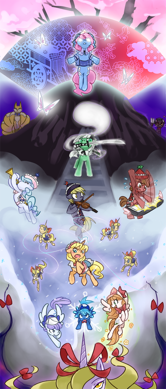 The MLP: FIM Thread - Page 4 Commission_for_plasters_ponies_by_modern_warmare-d3lfmdo