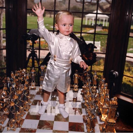 Novas fotos da infância de Prince e Paris BujBRXm