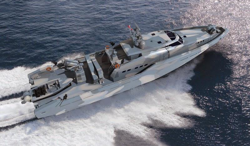 دولة قطر تشتري 17 زورق دوريه من تركيا  Ares110famb7