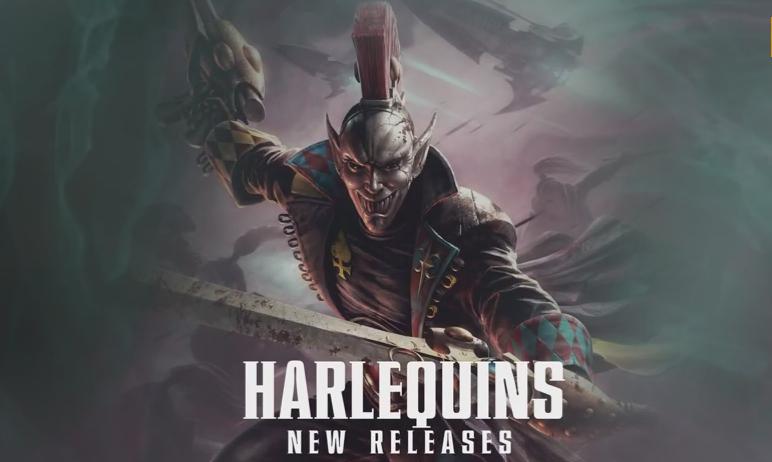 Harlequins release in early 2015? - February 3, Skyweaver jetbike rules leaked Harlequin%2Bnewreleases