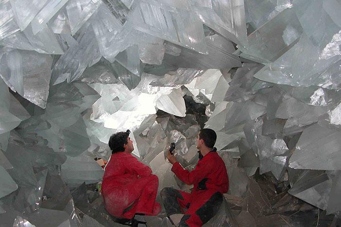Las Gemas Cueva-de-cristales-de-mexico