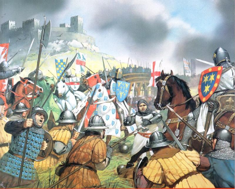 Pinturas de Guerra. - Página 2 Stirlingbridgea