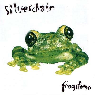 RESCATANDO DISCOS DE LA ESTANTERÍA - Página 4 Silverchair-Frogstomp-Frontal