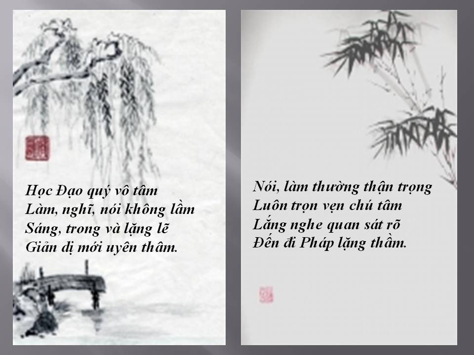 Thơ Thiền  Slide1