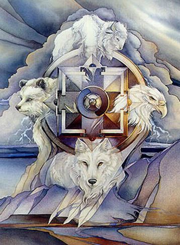 Spirit guides – how they communicate and look out for you Animalguide2