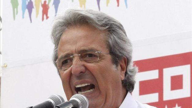 Los sindicatos causan paro UGT-Madrid-Jose-Ricardo-Martinez-UGT_TINIMA20120217_0633_5