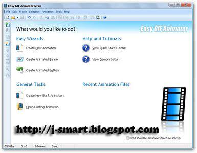 Easy GIF Animator Pro v5.2 – Portable Gif1