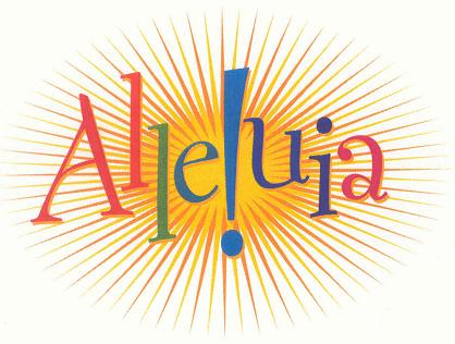 Recherche navigation libre/chants Allelluia/ Alleluia