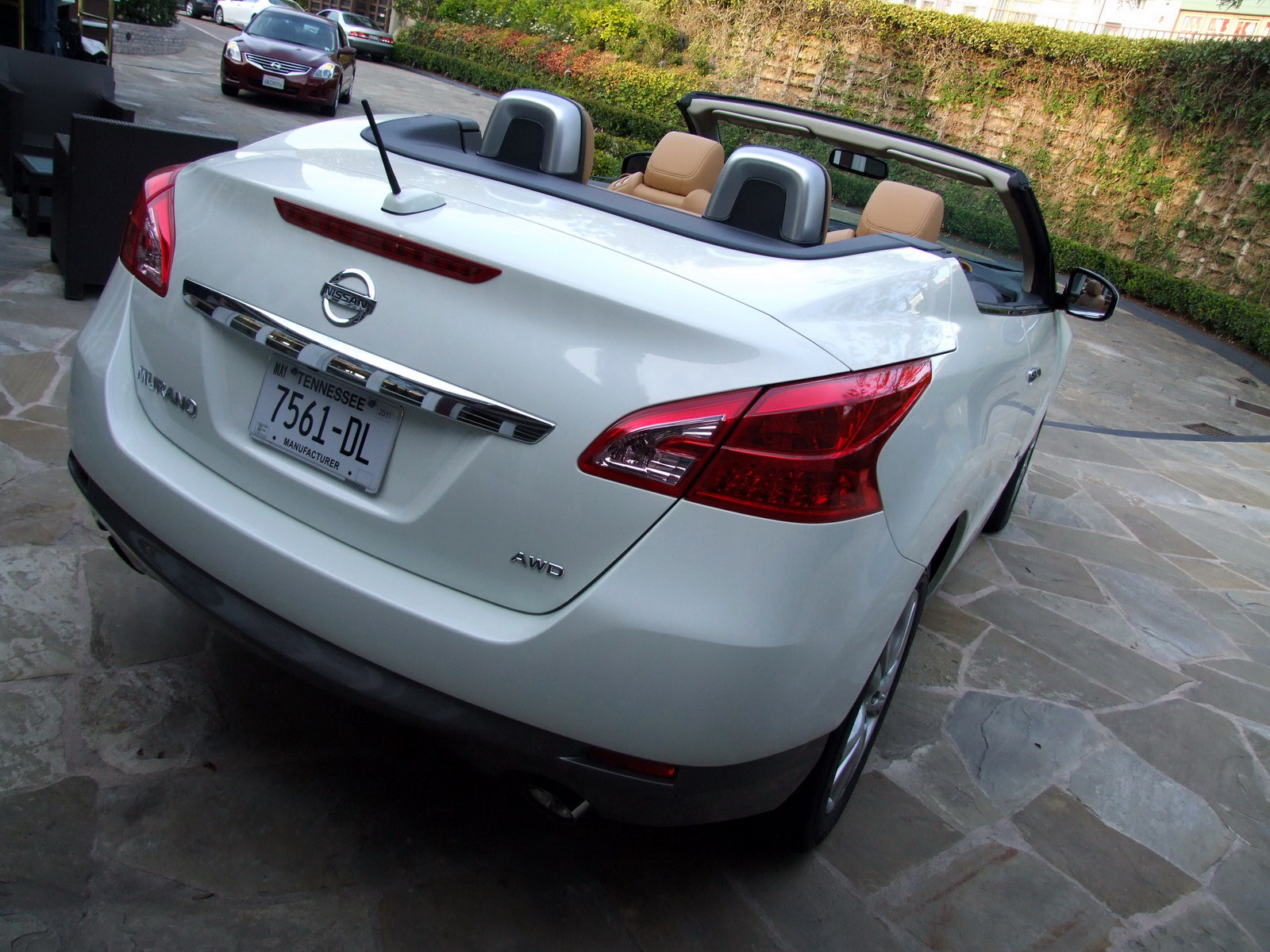 2010 - [Nissan] Murano CrossCabriolet - Page 4 2011-Nissan-Murano-CC-TD-626