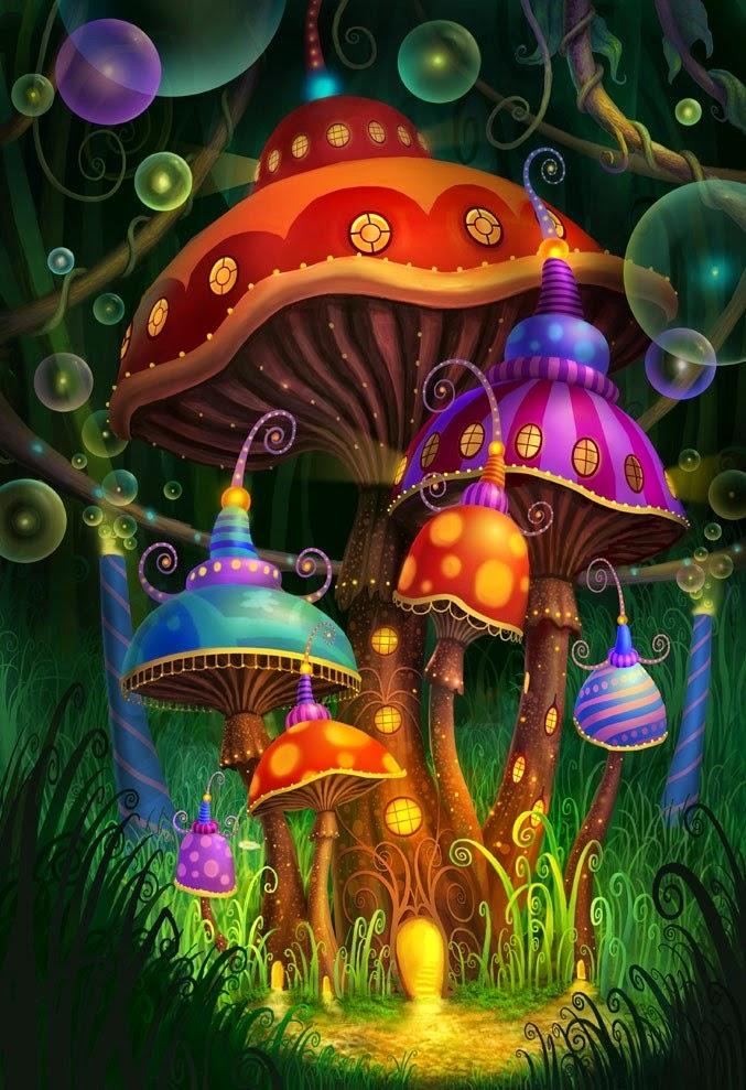 Spiritual Science Magicmushrooms