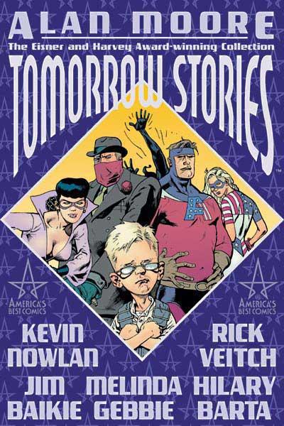 COLECCIÓN DEFINITIVA: AMERICA'S BEST COMICS [UL] [cbr] Tomorrow