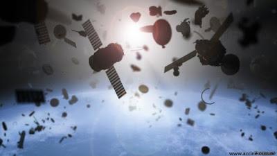 SATÉLITE ZUMBI COLOCA SATÉLITES DE TELEVISÃO EM RISCO NO ESPAÇO 150807020459__sp_lixo_espacial_624x351_thinkstock