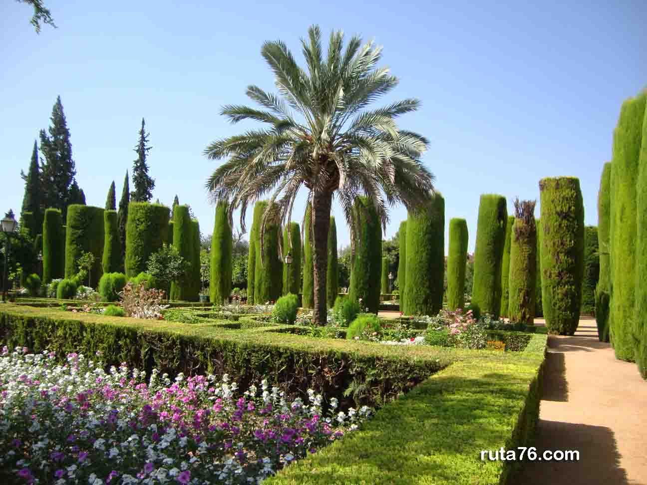 Španija  - Page 2 Jardines_Alcazar_de_los_Reyes_Cristianos_cordoba_4