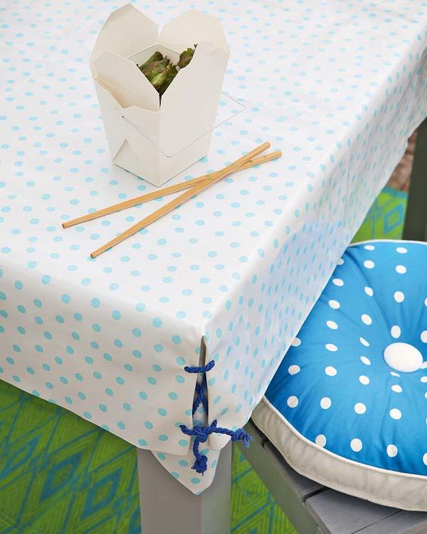 Toalha de mesa de convidado Manualidad_g