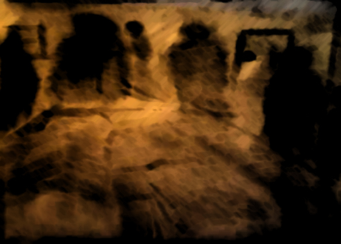 Steven Cambian - On the DARK SIDE : The mystery of The SHADOW PEOPLE Shadow-people