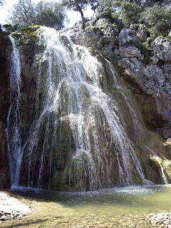 Caídas de agua en la naturaleza. IMGP1753
