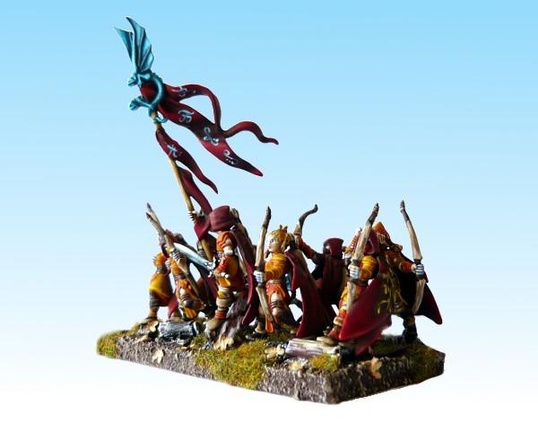 Skavenblight's Wood Elves - Page 2 Glade_guards_13