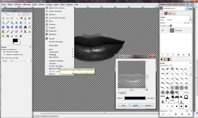 [Intermédiaire] Créer un rouge à lèvres Tuto17