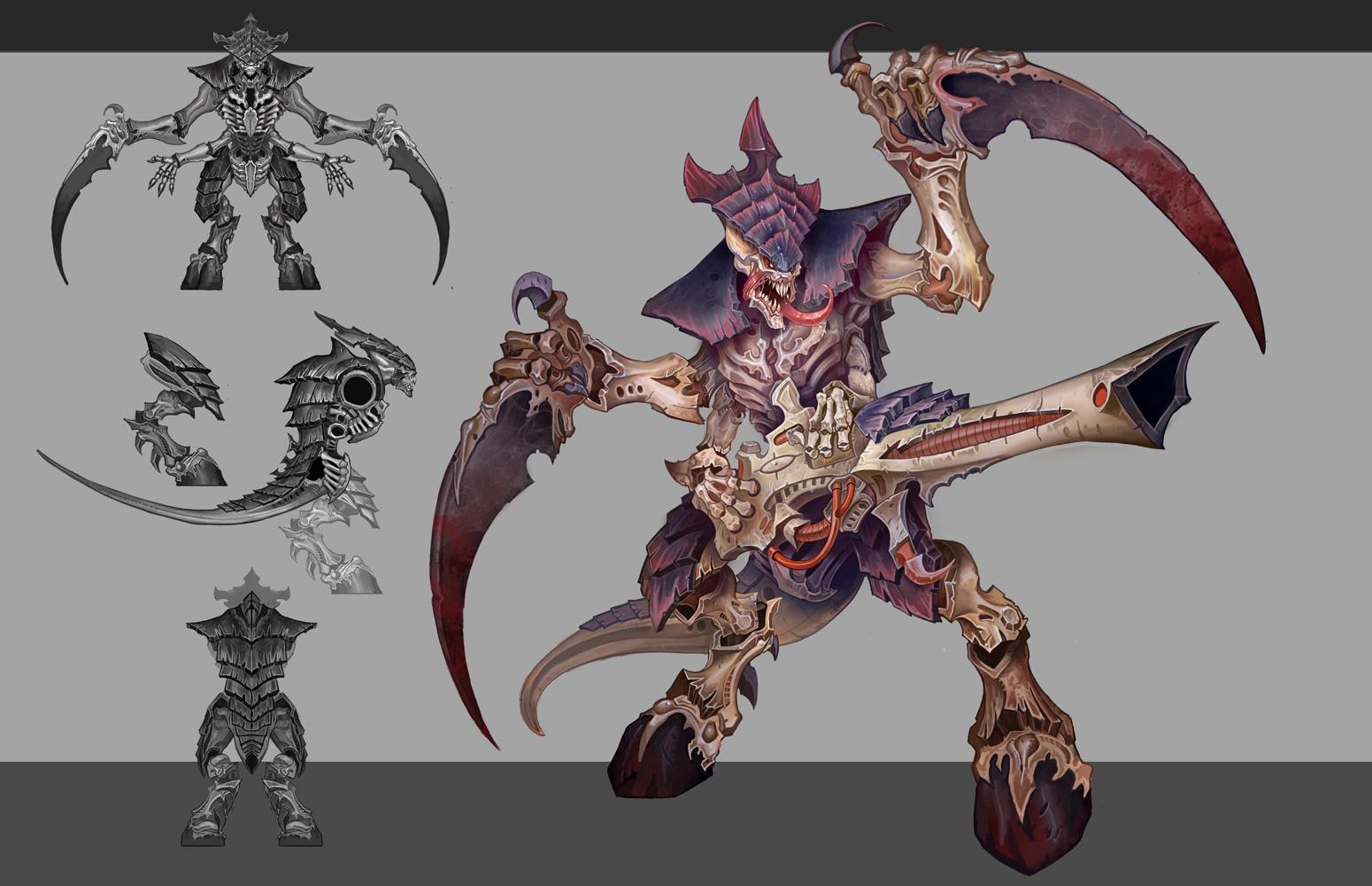 [E3] Eternal Crusade, un MMO Warhammer 40K - Page 3 31