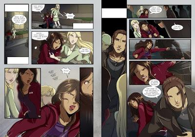 Академия за вампири - комикс 5-ff724fd99e