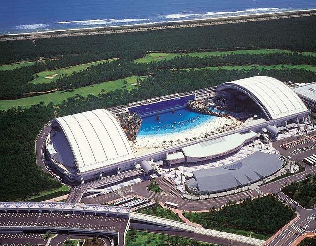 قبة المحيط اكثر الشواطئ الارض زيارة Ocean-dome-1%5B3%5D