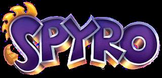 ToriJ's Video Game Review: Spyro the Dragon Spyro_logo