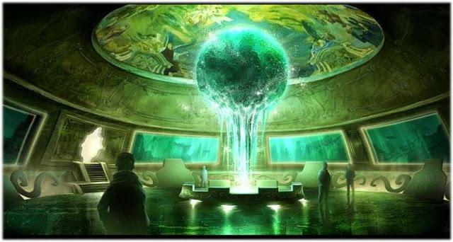 [6ML] La Princesse et le Néo-Dieu au Conseil de l'Univers [WW] Alien-council