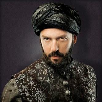 Personajes de Suleiman el gran sultán Ibrahim