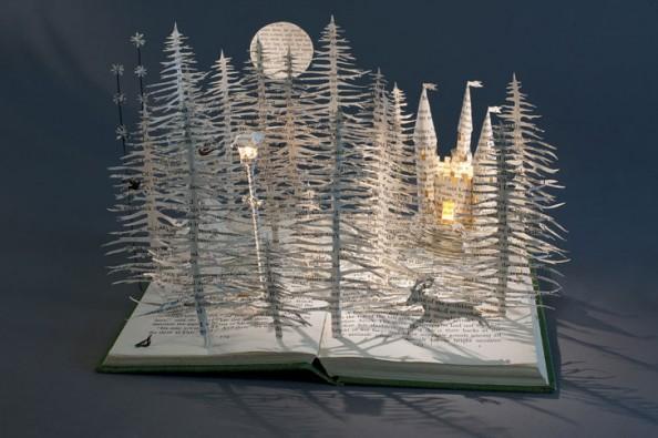 Jedno uništiš - drugo stvoriš  Book_sculptures_su_blackwell_2-594x395