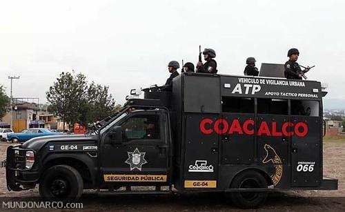 Vehiculos tacticos de Policias locales de Mexico Image_1