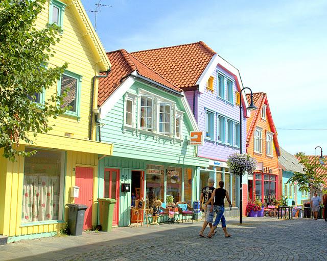 Cảnh Đẹp Đất Nước Na Uy Stavanger9Nauy