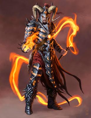 Quarta - 07/08 - Mage Wars Warlock