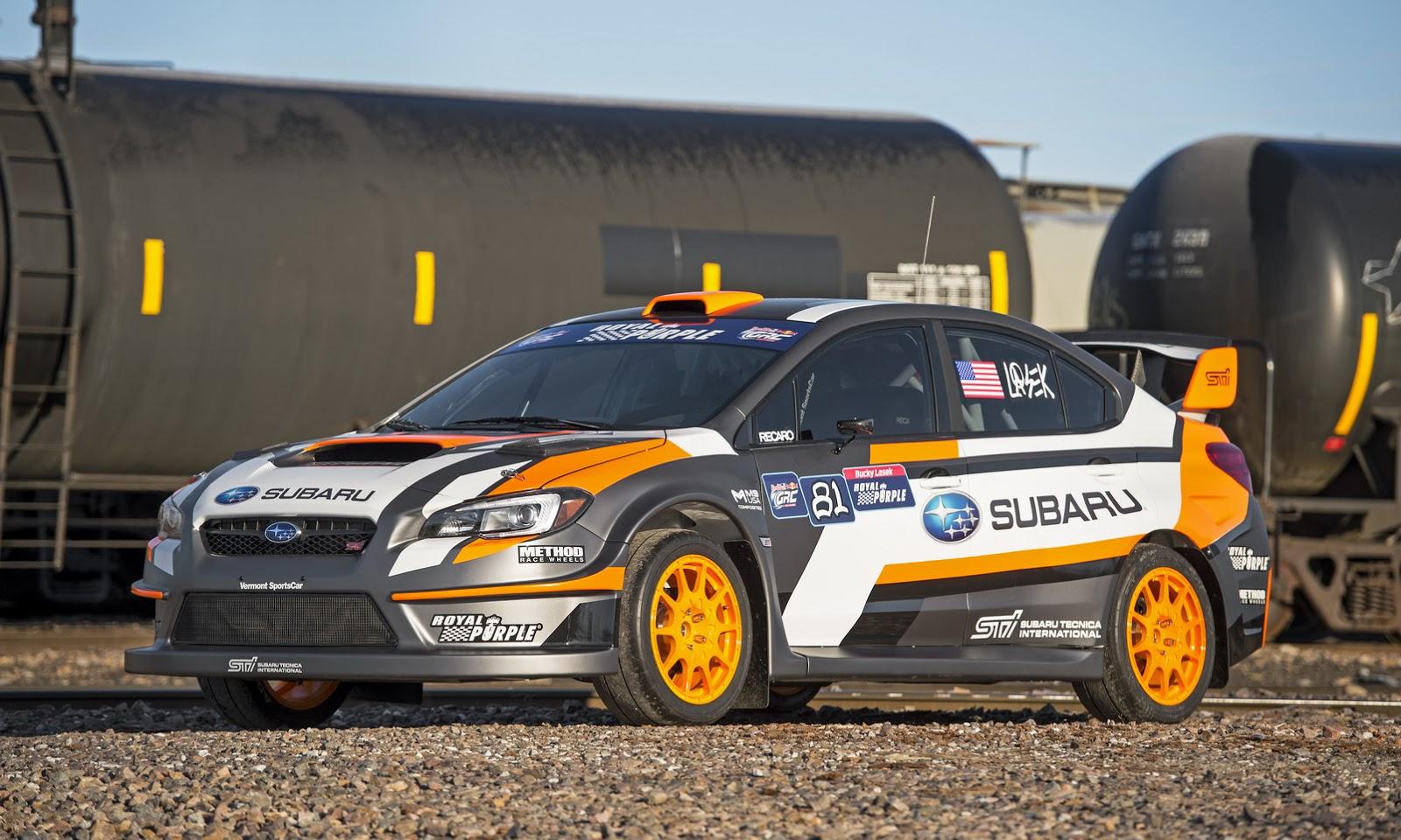 2014 - [Subaru] Impreza WRX/STi  - Page 5 Subaru-Rallycross-2015-4